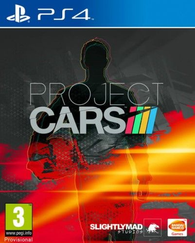 Project Cars PS 4