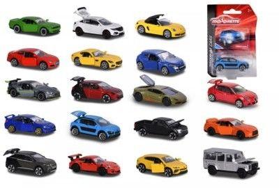 Majorette Premium Cars - Renault Megane 2053052