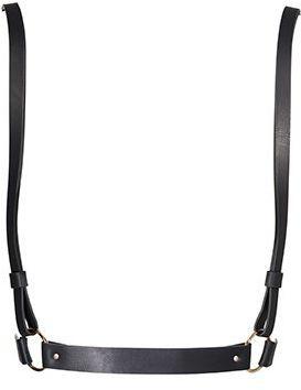 Uprząż - Bijoux Indiscrets Maze X Harness Black