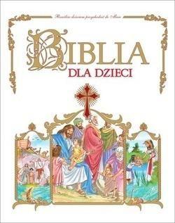 Pakiet: Biblia dla dzieci / Pamiątka Komunii ZAKŁADKA DO KSIĄŻEK GRATIS DO KAŻDEGO ZAMÓWIENIA