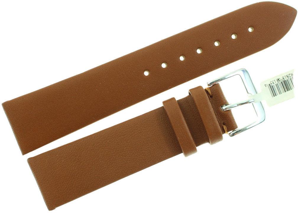 Skórzany pasek do zegarka 20 mm JVD R21103-20