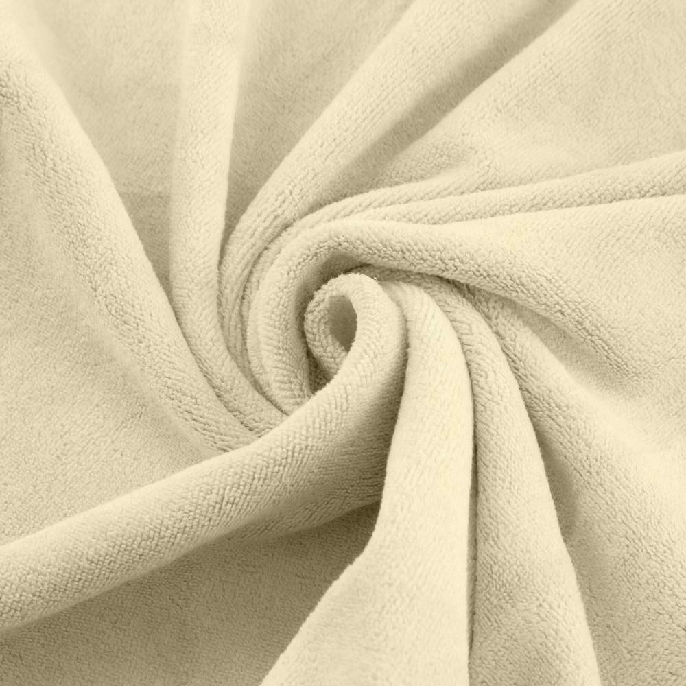 Ręcznik Szybkoschnący Amy 30x30 01 kremowy 380 g/m2 Eurofirany