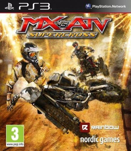 MX vs ATV Supercross PS 3