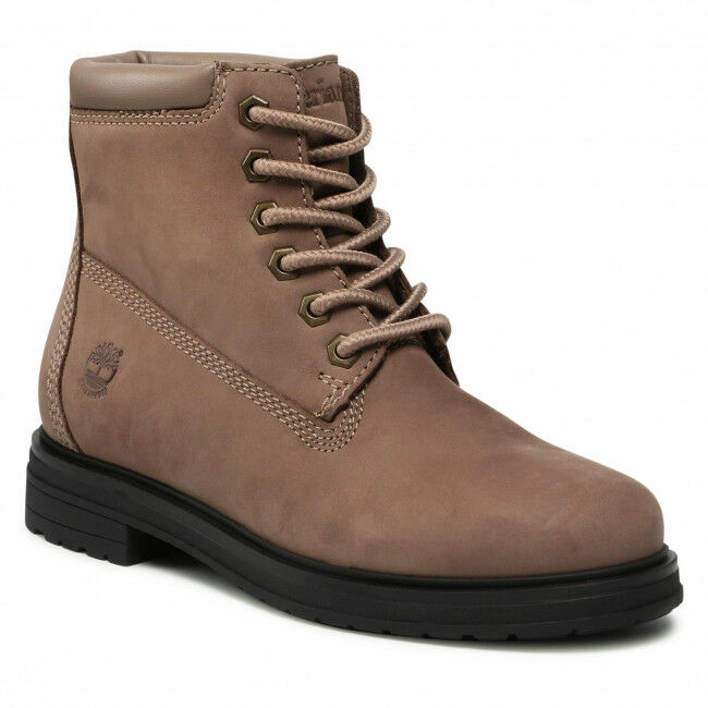Trapery TIMBERLAND - Hannover Hill 6in Boot Wp TB0A2KJ5929 Taupe Nubuck