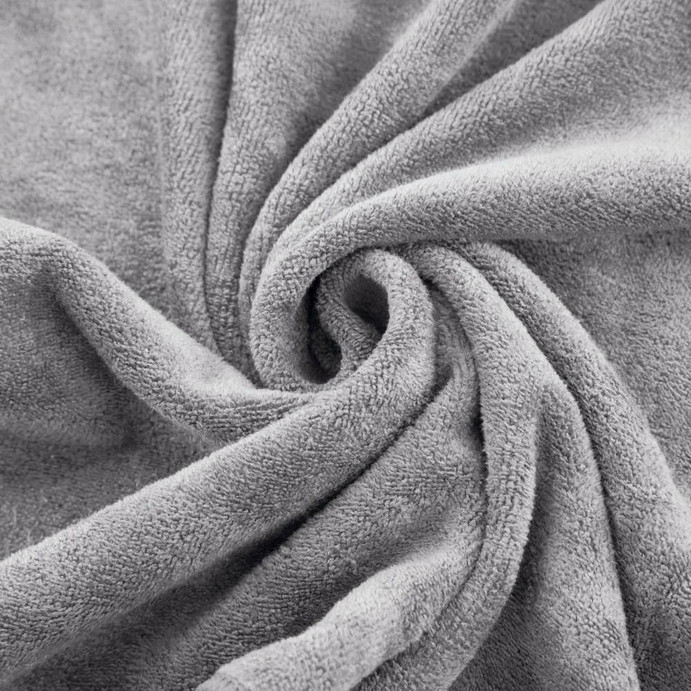 Ręcznik Szybkoschnący Amy 30x30 03 stalowy 380 g/m2 Eurofirany