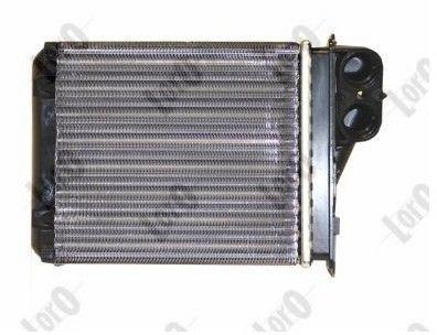 Wymiennik ciepła, ogrzewanie wnętrza ABAKUS 010-015-0001