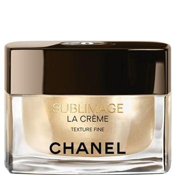 Chanel Sublimage La Creme Ultimate Skin Regeneration Texture Fine Regenerująco-przeciwzmarszkowy krem na noc - 50g Do każdego zamówienia upominek gratis.