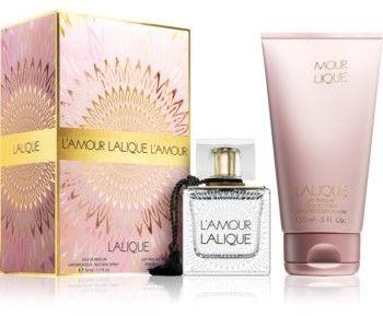 Lalique L''Amour zestaw upominkowy III. dla kobiet