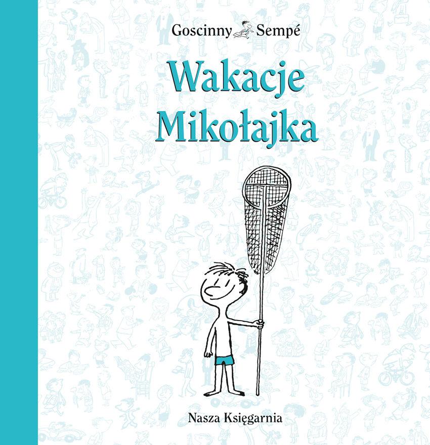 Wakacje Mikołajka - Jean-Jacques Sempe - ebook