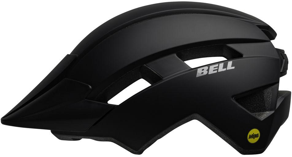 BELL kask rowerowy dziecięcy/juniorski SIDETRACK II INTEGRATED MIPS matte black BEL-7117149 Rozmiar: 50-57,BEL-7117149