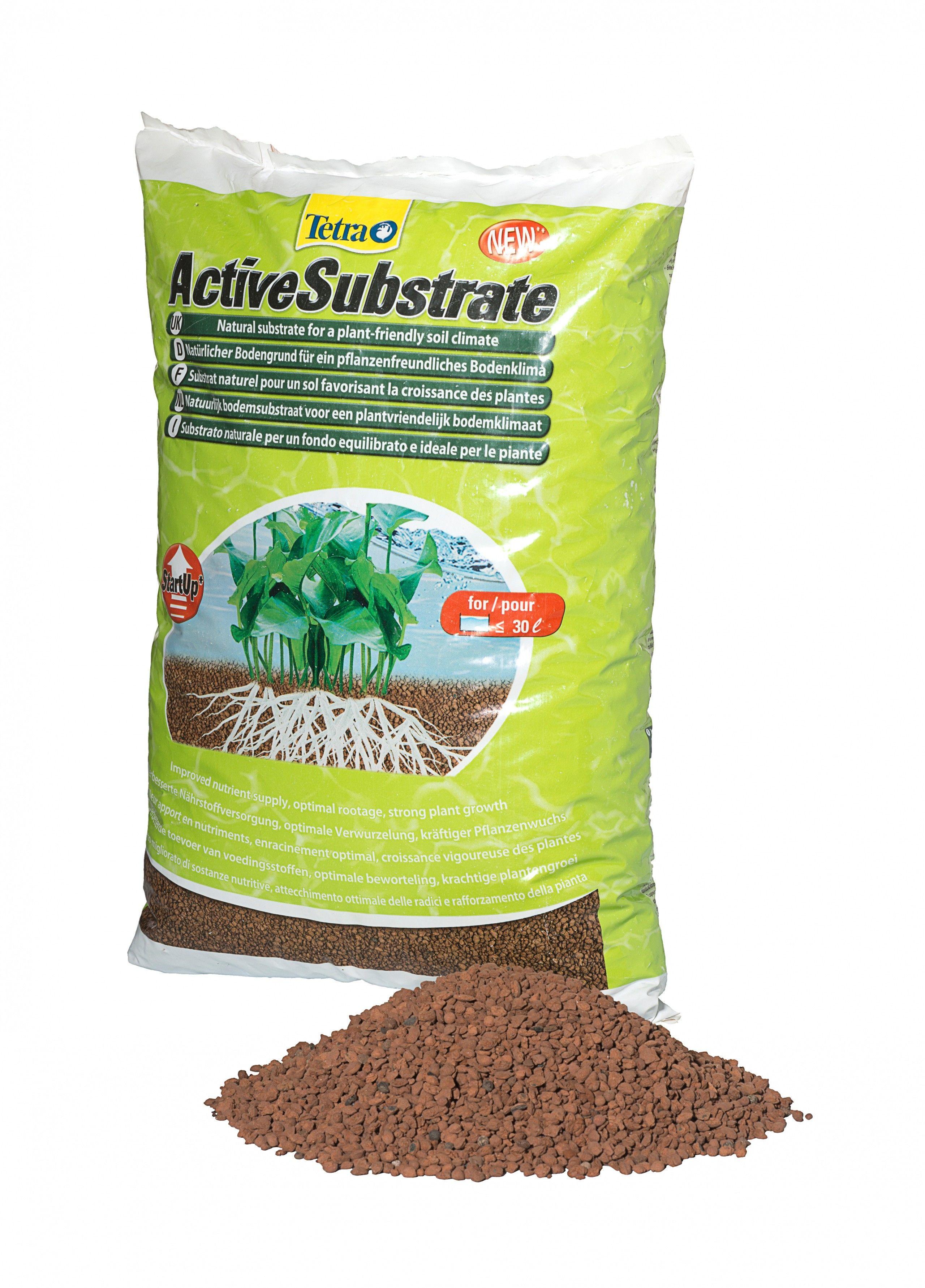 Tetra ActiveSubstrate - podłoże dla roślin akwariowych