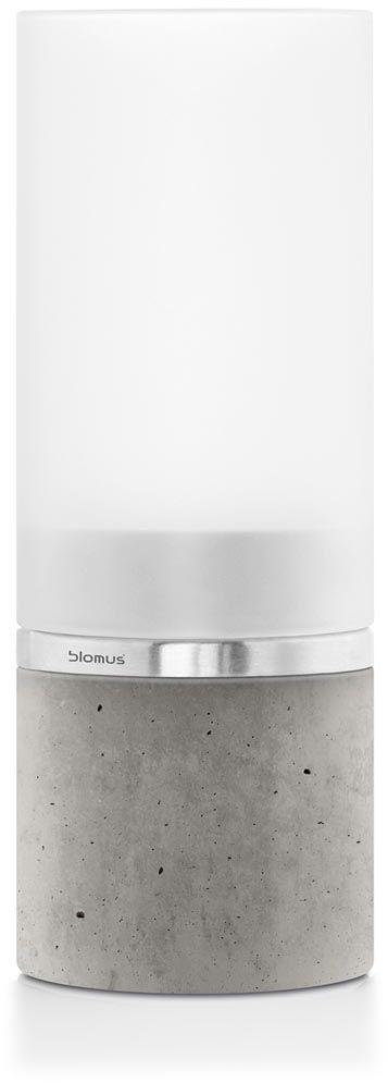 Lampion betonowy ze świecą (18,5 cm) Faro Blomus