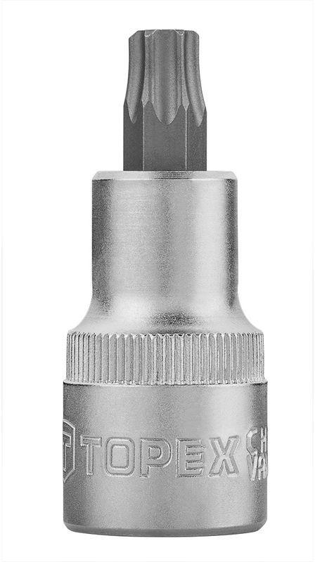 Nasadka Torx 1/2 cala T50 x 60mm stal CrV 38D807