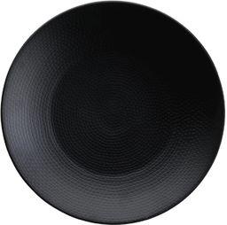 AVET Spain źródło, kamionka 31 x 31 x 2,5 cm czarna