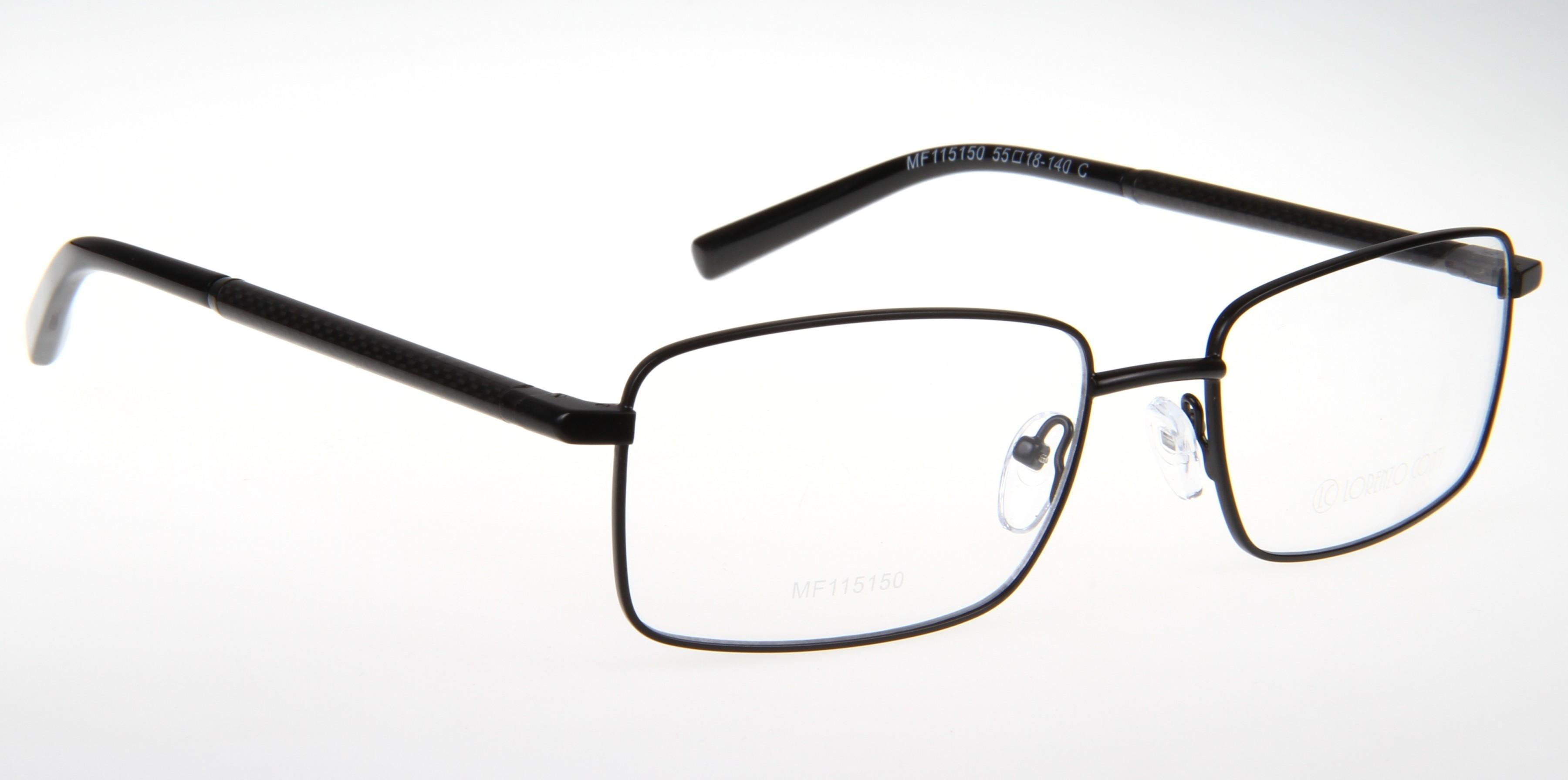 Oprawki okularowe Lorenzo MF115150 col. C czarny