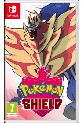 Gra Nintendo Switch Pokémon Shield