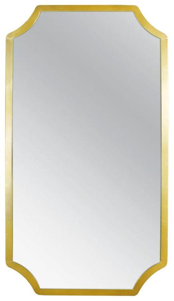 Lustro Amery złote 38 x 69 cm
