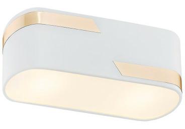 Plafon TONI 4374 biały złoty - Argon  Sprawdź kupony i rabaty w koszyku  Zamów tel  533-810-034