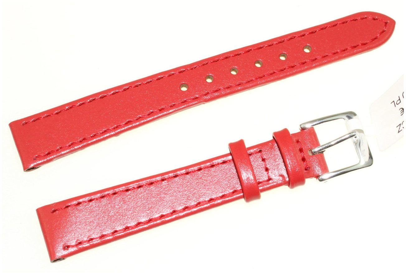 Skórzany pasek do zegarka 14 mm JVD R18207-14