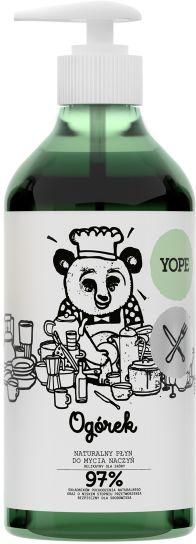 Ogórek Płyn do Naczyń, Yope, 750 ml