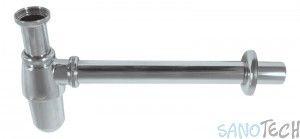 """ALCAPLAST - Półsyfon umywalkowy 5/4"""" metalowy 32 A431 - POLECANY ZAKUP W TYM SKLEPIE"""