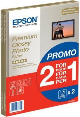 Papier EPSON Premium Glossy Photo Paper 255g A4 30 ark