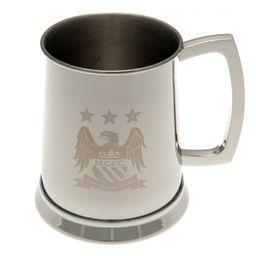 Manchester City - kufel metalowy