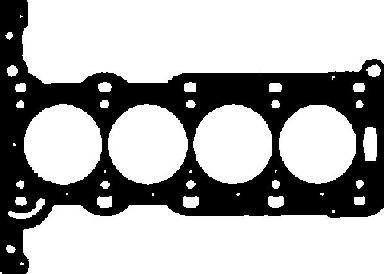 Uszczelka, głowica cylindrów VICTOR REINZ 61-34162-00