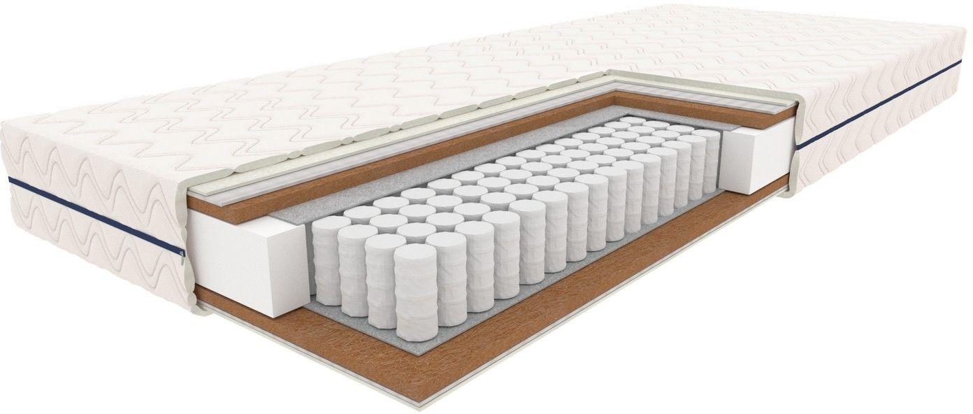 Materac kieszeniowy Andante 90x200 cm (17 cm) Optimum