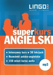 Angielski. Superkurs - Audiobook.