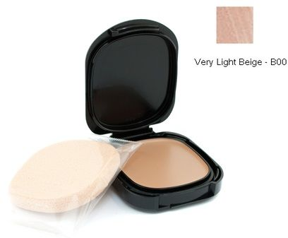 Shiseido Advanced Hydro-Liquid Compact (Refill) Flawles, Radiant Coverage Foundation B00 Very Light Beige podkład w kompakcie (wkład) - 12g Do każdego zamówienia upominek gratis.