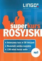 Rosyjski. Superkurs - Audiobook.