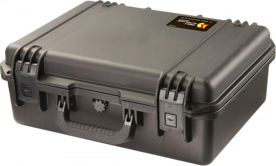 Peli IM2400 bez gąbki - wodoodporna, pancerna skrzynia transportowa