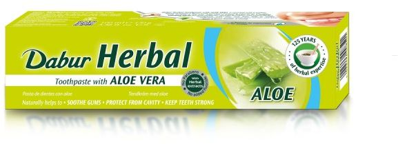 Pasta Do Zębów Dabur Herbal Aloes 100g
