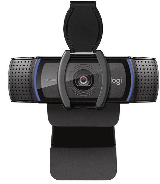 Logitech C920s kamera internetowa 1920 x 1080 px Czarny
