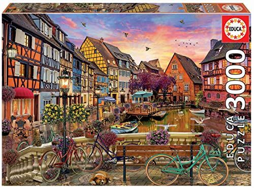 Colmar 3000pc Jigsaw Puzzle