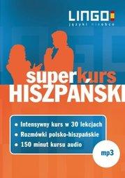 Hiszpański. Superkurs - Audiobook.