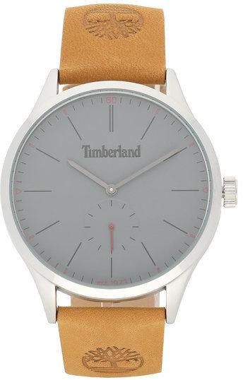 Timberland Zegarek Lamprey 16012JYS/13 Brązowy
