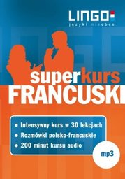 Francuski. Superkurs - Audiobook.