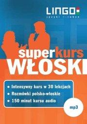 Włoski. Superkurs - Audiobook.