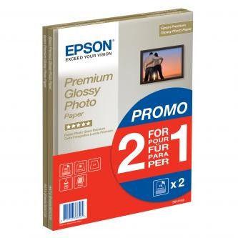 Epson S042169 Premium Glossy Photo Paper, papier fotograficzny, błyszczący, biały, A4, 255 g/m2, 30 szt.