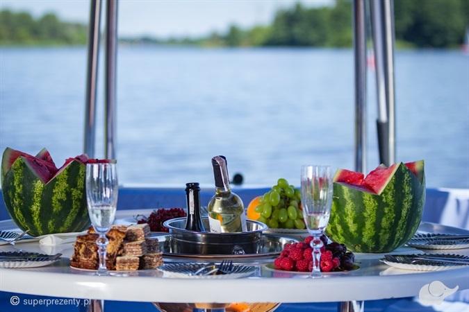 Romantyczny rejs Event Boatem dla Dwojga Warszawa