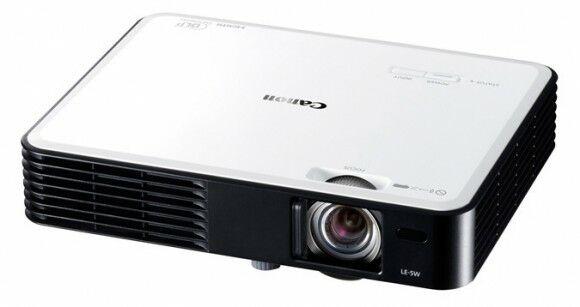 Projektor Canon LE-5W + UCHWYT i KABEL HDMI GRATIS !!! MOŻLIWOŚĆ NEGOCJACJI  Odbiór Salon WA-WA lub Kurier 24H. Zadzwoń i Zamów: 888-111-321 !!!