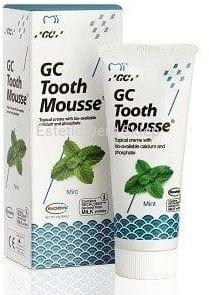 GC Tooth Mousse Mint - Płynne szkliwo bez fluoru o smaku mięty 35 ml