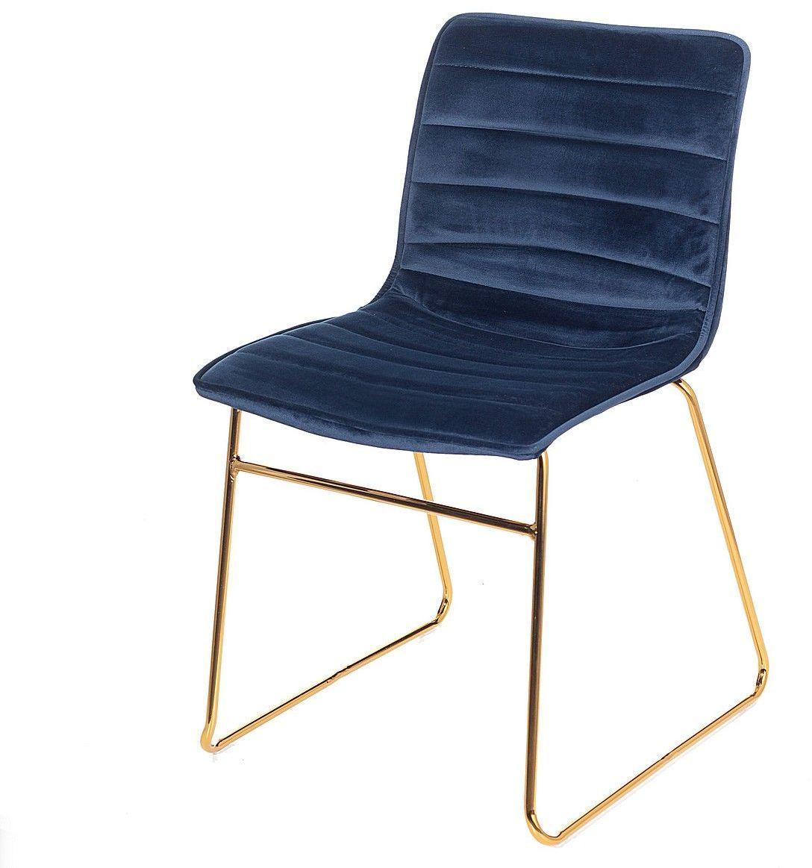 Krzesło Milo Navy