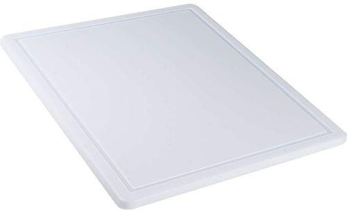 Deska do krojenia Gn 1/2 Biała HACCP