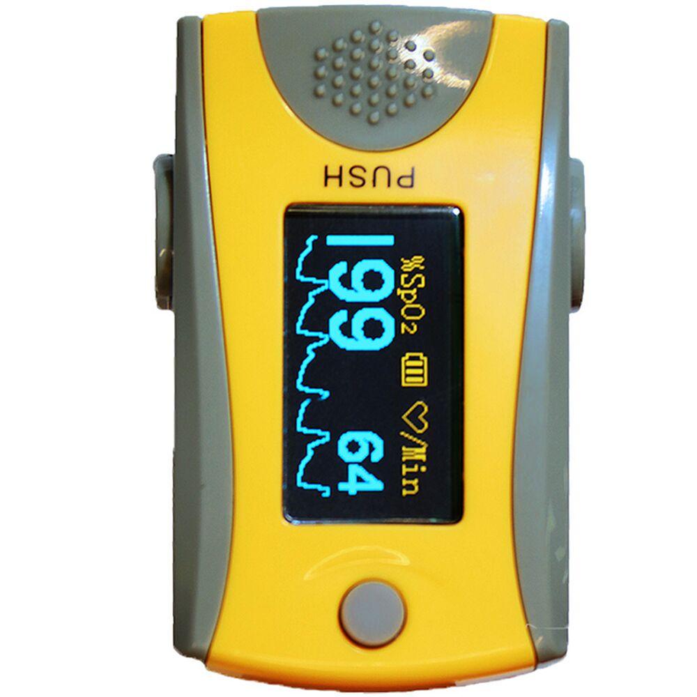 Pulsoksymetr napalcowy M70