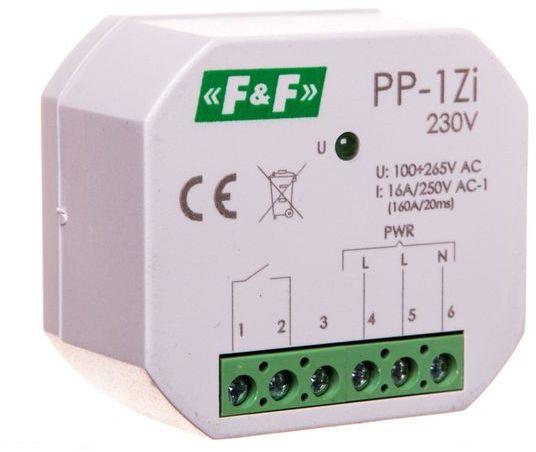 Przekaźnik elektromagnetyczny 1Z 16A 230V AC PP-1Zi-230V