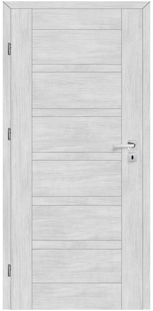 Skrzydło drzwiowe ETNA Dąb arctic 90 Lewe ARTENS
