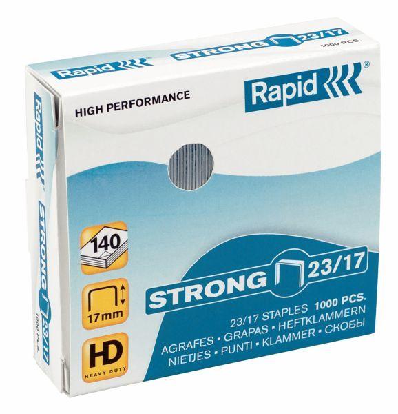 Zszywki RAPID STRONG 23/12 1000 szt. - X08284